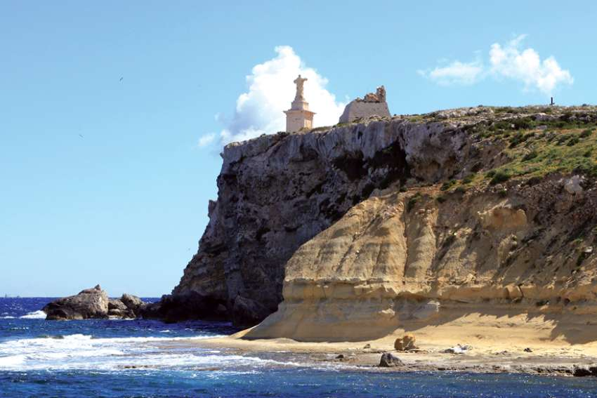 "A statue of St. Paul stands on Malta's St. Paul Island, where it is believed the apostle was shipwrecked and shown ""great kindness"" by the local people."