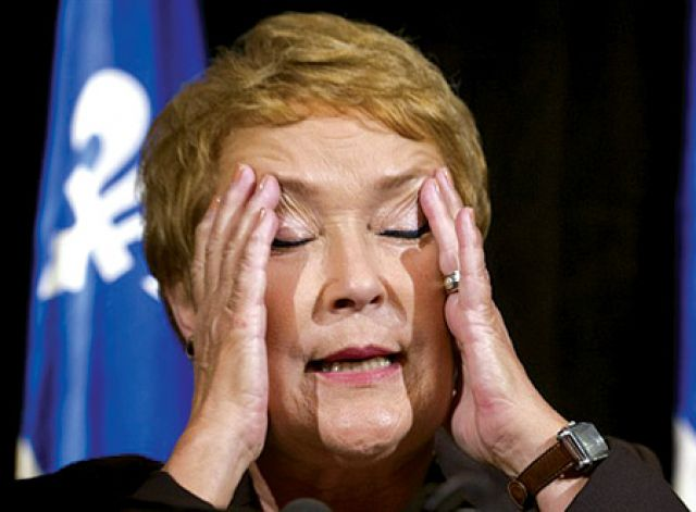 Truly, it was a good week for Quebec, first with the elevation of two of its pioneers to sainthood and then with the total thrashing Pauline Marois and the PQ took at the polls. Marois and her party could have learned much from the province's two new saints.