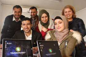 Jesuit program goes to 'the margins' to bring education to refugees