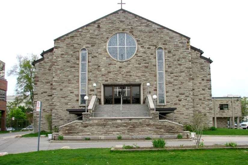 The St. Catherine of Siena church and property in Mississauga, Ont., was vandalized on three separate occasions.