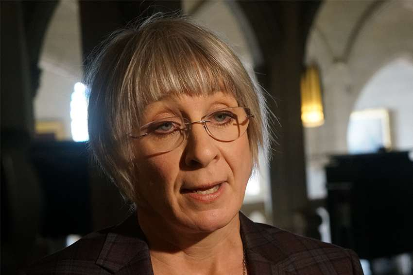 Employment Minister Patty Hajdu announced the changes to the program in interviews to selected media published Dec. 6.