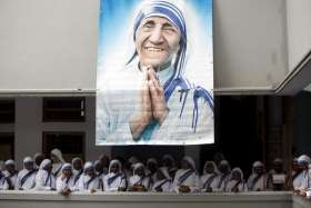 'Icon of mercy': Missionaries superior describes Blessed Teresa