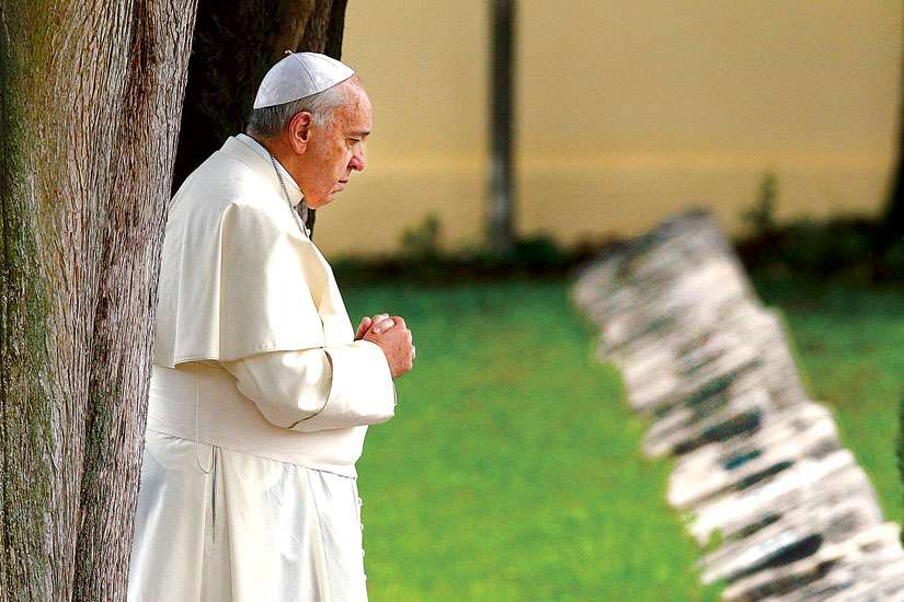 "The Pope in his encyclical ""Laudato Si', on Care for Our Common Home,"" released June 18, said all creation is singing God's praise but people are silencing it."