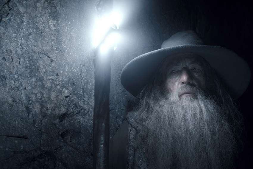 In the movie adaptation of J.R.R. Tolkien's Middle-earth tale, Ian McKellen stars as Gandalf, who has been likened to a Christ figure in the Lord of the Rings trilogy.