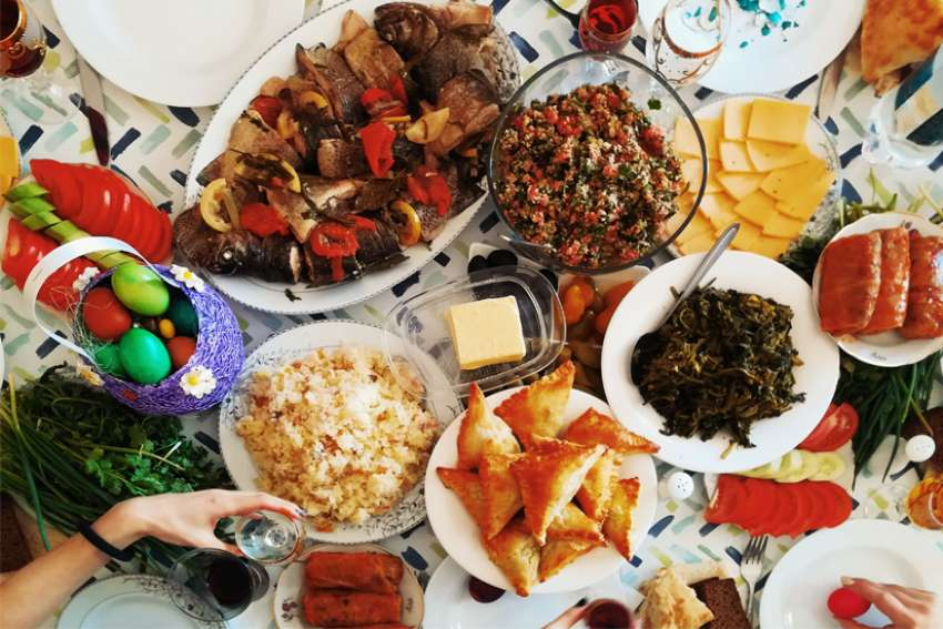 Vanessa Santilli-Raimondo: Fine food feasts fit for feast days