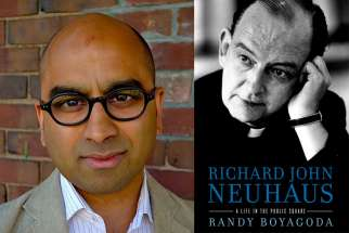 Randy Boyagoda explores how Neuhaus'  outspoken politics has influenced Canadian and American society.