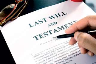 Having a Will is going to save your family a lot of grief, especially if children are involved.