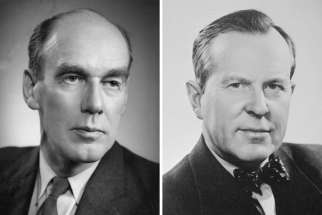 Lester Pearson and Robert Stanfield... Where are today's honourable politicians?