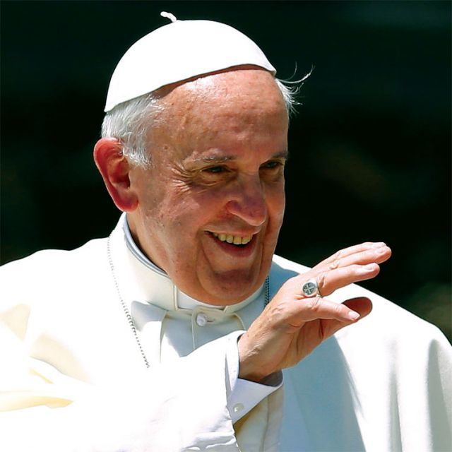 100 days: Pope Francis off to invigorating start