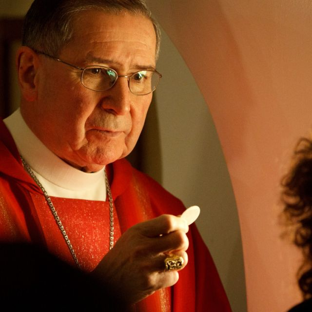 Cardinal Roger Mahony is standing up against the Obama administration.