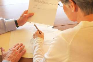 An updated Will ensures your estate goals will be carried out.