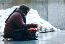 Need, hope grows as Out of the Cold digs in to help the homeless