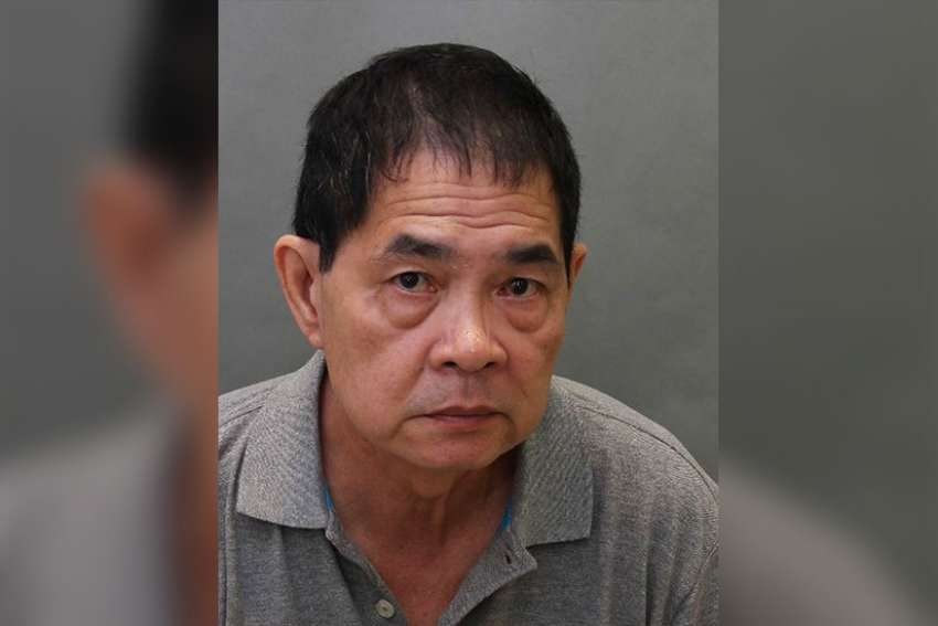 Toronto police charged 64-year-old Phuoc Van, a volunteer at St. Cecilia's Catholic Church with sexual assaults.