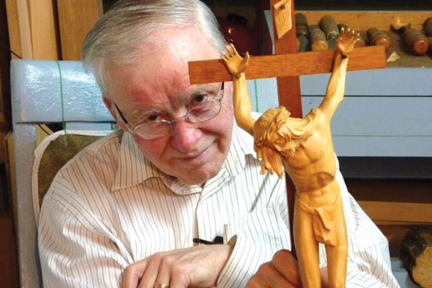 Quebec sculptor Jacques Bourgault passed away Jan. 26 at the age of 77.