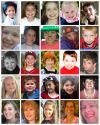 Undated photos from various memorial websites show the victims of the Dec. 14 Sandy Hook Elementary School shootings in Newton, Conn. Pictured, starting on the top row, from left to right, are Ana Marquez-Greene, Caroline Previdi, Jessica Rekos, Emilie Parker, and Noah Pozner; Jesse Lewis, Olivia Engel, Josephine Gay, Charlotte Bacon and Chase Kowalski; Daniel Barden, Jack Pinto, Catherine Hubbard, Dylan Hockley and Benjamin Wheeler; Grace McDonnell, James Mattioli, Avielle Richman, Rachel Davino and Anne Marie Murphy; Lauren Rousseau, Mary Sherlach, Victoria Soto, Dawn Hochsprung and Nancy Lanza.