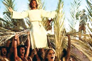 Ted Neeley has made a career playing Jesus in Jesus Christ Superstar, on stage and film.