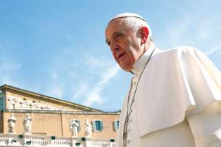 The world cries out for spiritual leadership, and that is exactly what Pope Francis provides.