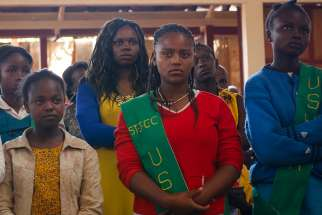 oung people pray during Mass in 2015 at St. Joseph the Worker Catholic Church in Nairobi, Kenya. Bishops from East Africa said they will prioritize fundamentalism at October's Synod of Bishops, because of its impact on young Catholics.