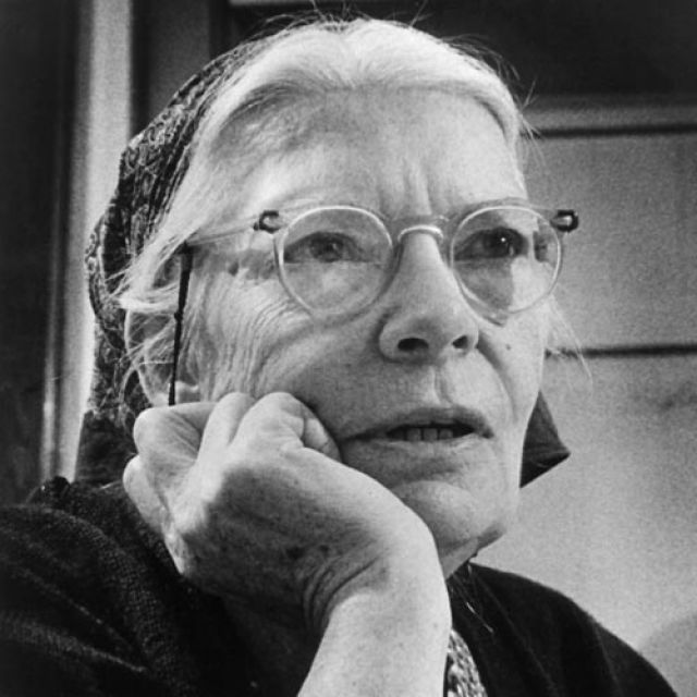 Dorothy Day, co-founder of the Catholic Worker movement, spent her adult life as an advocate for the poor and the rights of workers. The U.S. bishops voted Nov. 13 on a canonical step for her canonization cause.