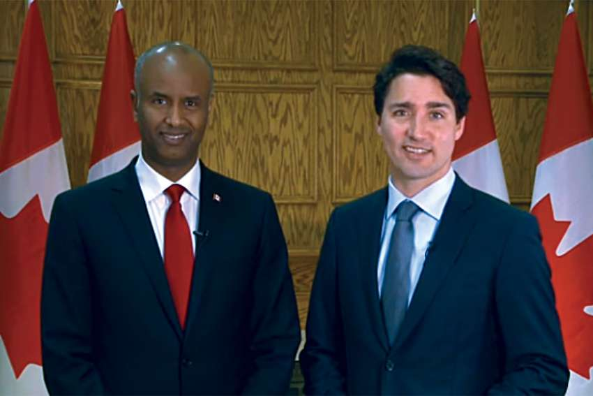 By choosing Ahmed Hussen as Canada's Minister of Immigration, Refugees and Citizenship, Prime Minister Justin Trudeau is sending a message to new Canadians that they can succeed.