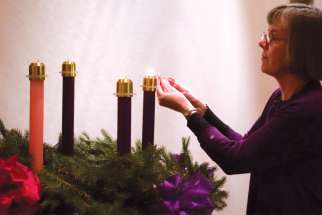 Advent is a season that can use more light and less noise.