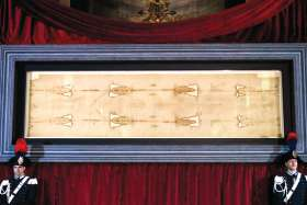 Turin expecting millions of pilgrims for shroud exposition