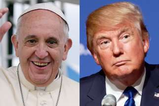 Pope Francis and U.S. President Donald Trump could be meeting each other as early as May when Trump visits Italy for the G7 summit.