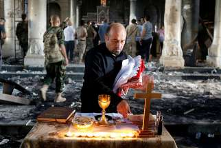 In northern Iraq, bishops representing three Christian churches have laid groundwork for thousands of Christians who were displaced by war to go home and rebuild their lives in the Nineveh Plain.