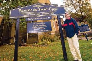 Fr. Thong Pham of the Order of Preachers is the new pastor of Sacré Coeur, the oldest French parish in Ontario