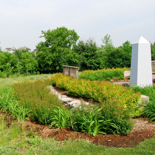 This is the green burial area of Meadowvale Cemetery in Brampton, Ont., the first of its kind in the Greater Toronto Area. Catholics will soon be able to access the green burial option when Catholic Cemeteries — Archdiocese of Toronto opens Guardian Angels Cemetery, also in Brampton, in about five years time.