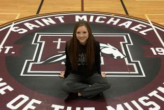 Emily Hunter credits the Catholic education she got at St. Michael's Catholic High School in Niagara Falls, Ont. for helping her gain admissions to Harvard University. She starts school at the prestigious Ivy League school in September.