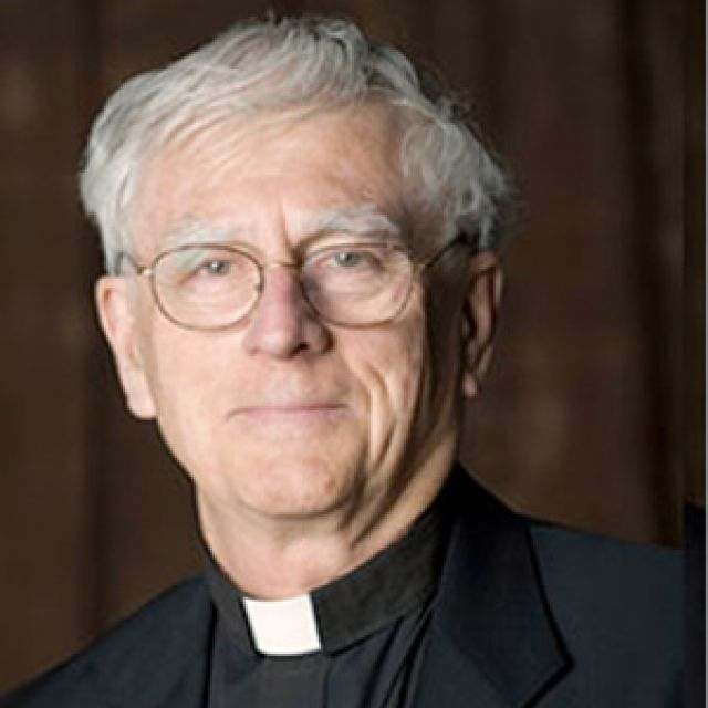The late Fr. Bob Bedard, the founder of the Companions of the Cross.