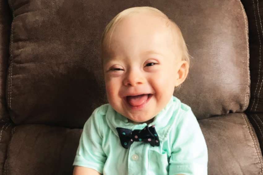 "Lucas Warren, the 2018 ""Gerber spokesbaby,"" is the first child with Down syndrome selected to be a ""Gerber baby."" Speakers at a recent United Nations panel said aborting a child with a prenatal diagnosis of Down syndrome is a gross violation of human rights."