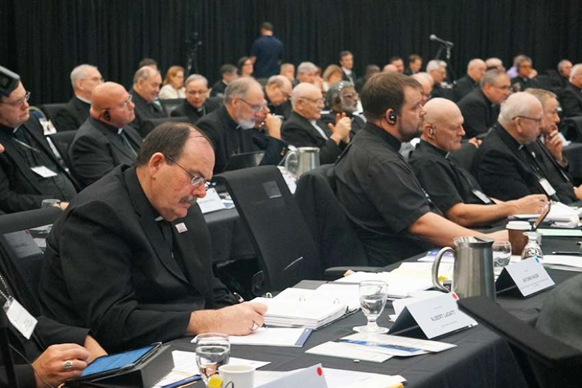 The document was adopted unanimously Sept. 27 at the annual plenary meeting of the bishops and establishes national standards which every bishop has pledged to implement in their diocese.