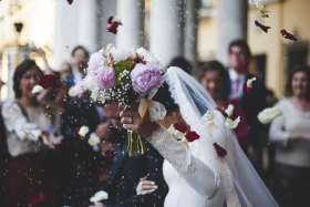 Some dioceses in U.S. now permit outdoor Catholic weddings