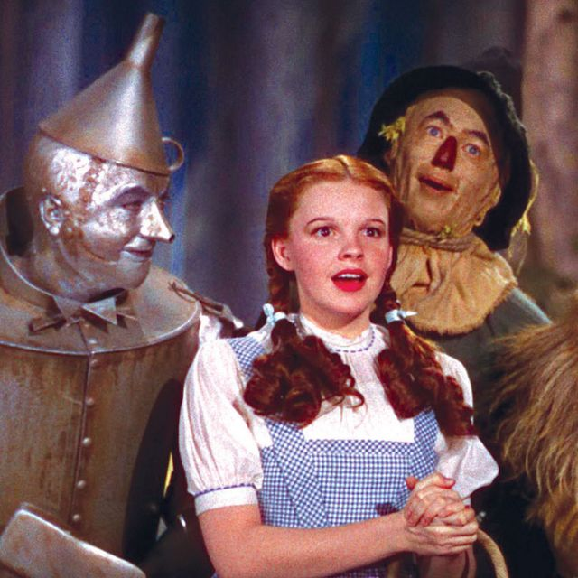 Often, our relationship with God is like The Wizard of Oz, where Dorothy and her friends search out the great Oz.