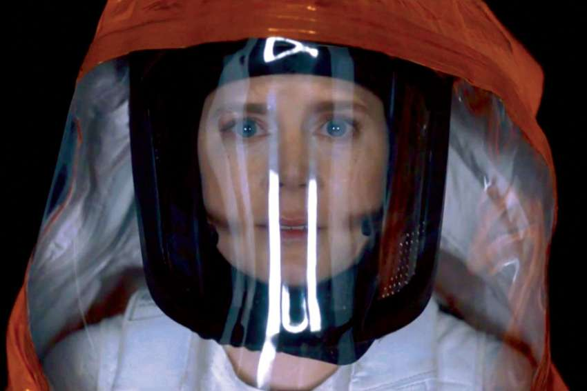 Unlike the communications with aliens movie 'Arrival,' starring Amy Adams as Louise Banks, there's nothing alien about the way God talks to us, writes Bishop Robert Barron.