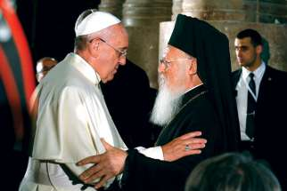 Orthodox Patriarch Bartholomew may join Vatican prayer summit