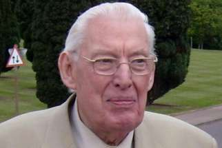 Rev. Ian Paisley died in Norther Ireland on Sept. 12.