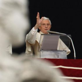 Pope Benedict XVI issued new rules to strengthen the religious identity of Catholic charities and ensure that their activities conform to church teaching