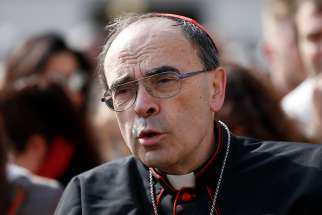 "Cardinal Philippe Barbarin of Lyon, France's Catholic primate, says the current presidential election cycle is his country's ""worst ever."""