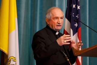"Archbishop Silvano Tomasi, the Holy See representative to U.N. agencies in Geneva, told the Committee Against Torture May 6 that the sexual abuse of children ""is a worldwide plague and scourge"" that the Vatican, national bishops' conferences, religious orders and individual dioceses have worked seriously to eliminate within the Catholic Church."