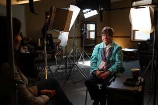 Among the women profiled in A Woman's Voice is Sr. Helen Prejean, a prominent death penalty activist.
