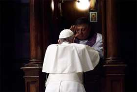 First Sunday of Lent: Now is the time for conversion, Pope says