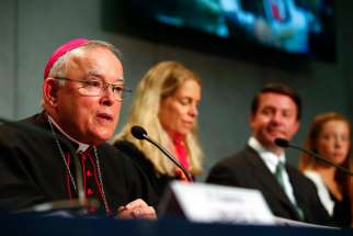 U.S. bishops include Philadelphia Archbishop Charles Chaput (pictured) have chosen a mixed slate of delegates for next year's Vatican summit on the family.