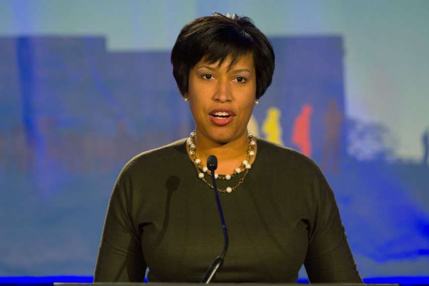 Washington D.C. mayor Muriel Bowser has signed the U.S. capital's assisted suicide bill. It now goes to Congress for review.