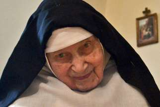 On March 25, 2018, Sr. Roszak celebrated her 110th birthday at her convent.