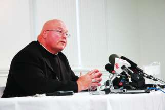 Antigonish, N.S., Bishop Brian Dunn says Catholic organizations in his diocese that received Canada Summer Jobs grants will be giving the money back.