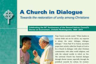 Canadian bishops mark 50th anniversary of decree on ecumenism