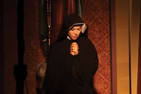 St. Faustina play opens floodgates of mercy